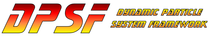DPSF (Dynamic Particle System Framework)